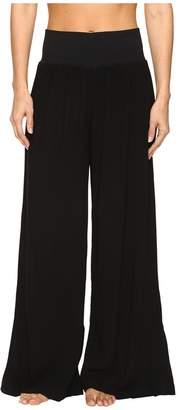 Hard Tail Flat Waist Pants Women's Casual Pants