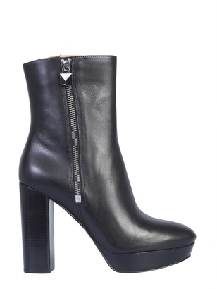 MICHAEL Michael Kors Frenchie Boot With Plateau