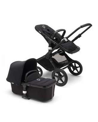 Bugaboo Fox Complete Stroller - Black
