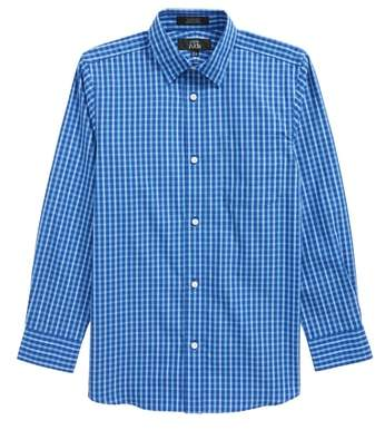 Plaid Dress Shirt