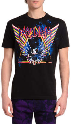 DSQUARED2 Men's Eagle-Graphic Rock T-Shirt