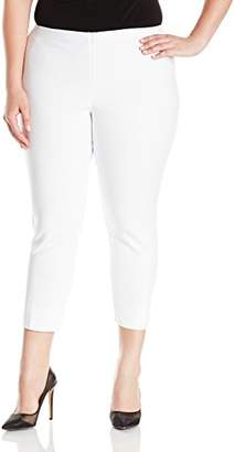 Karen Kane Women's Plus-Size Ankle Pant