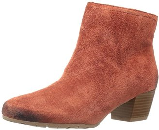 Kenneth Cole REACTION Women's Pil Age Ankle Bootie $99 thestylecure.com