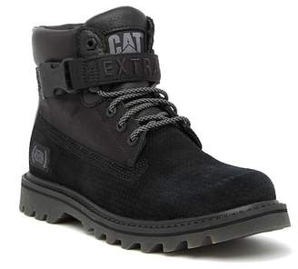 CAT Footwear Urban Delta Leather & Suede Mid Boot
