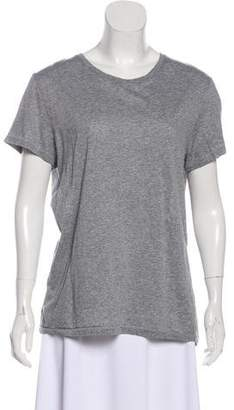Acne Studios Scoop Neck Short Sleeve Shirt