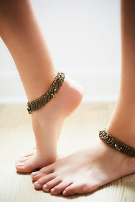 Raindrops Anklet Set by Free People $38 thestylecure.com