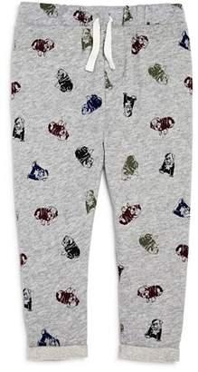 Splendid Boys' Bulldog-Print Terry Jogger Pants - Baby
