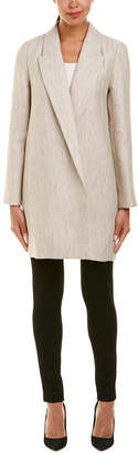 Lafayette 148 New York Naveah Linen-Blend Jacket