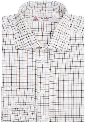Turnbull & Asser Grid Check Shirt