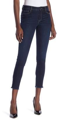 Jolt Fray Hem Skinny Jeans