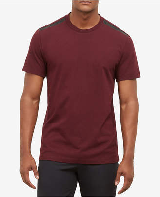 Kenneth Cole New York Kenneth Cole Taped Crewneck T-Shirt