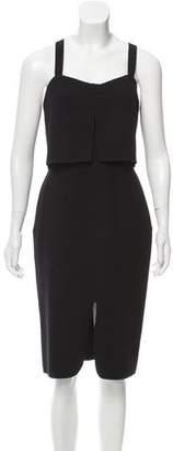 Dion Lee Sleeveless Knee-Length Dress w/ Tags