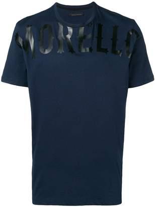 Frankie Morello logo printed T-shirt