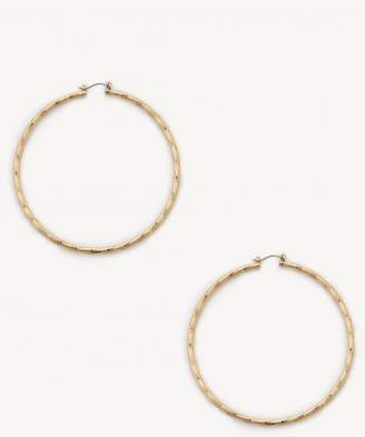 Sole Society Womens Over Hoop Earrings Silver One Size From Sole Society vfBKOL9