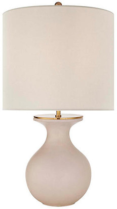 Kate Spade Albie Table Lamp - Blush