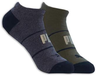 Puma 2-Pack Women Non Terry Low-Cut Socks