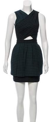 Timo Weiland Sleeveless A-Line Dress