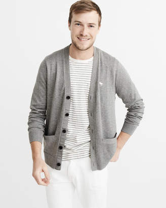 Abercrombie & Fitch Icon Cardigan