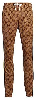Gucci Men's GG Technical Jersey Jogging Pant