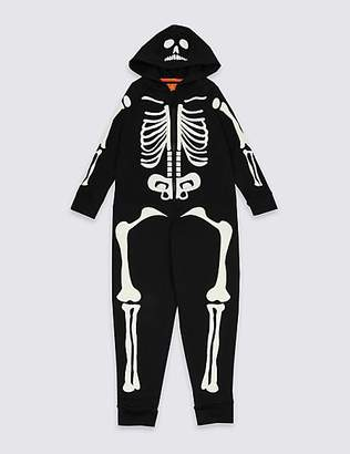 Marks and Spencer Skeleton Onesie (1-16 Years)