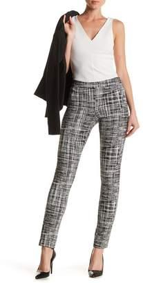 Amanda & Chelsea Side Zip Ponte Pants