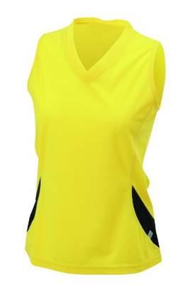 James & Nicholson Women's Shirt Running Tank - Maternity T-Shirt -(Manufacturer size: )
