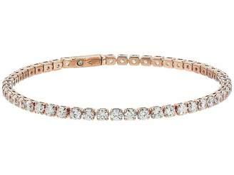 Vince Camuto 3mm CZ Cup Chain Tennis Bracelet