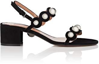 Ralph Lauren SAMUELE FAILLI Women's Suede Sandals