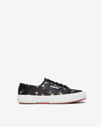 Express Superga Pineapple Sneakers