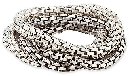 nicole by Nicole Miller® Coil Stretch Bracelet