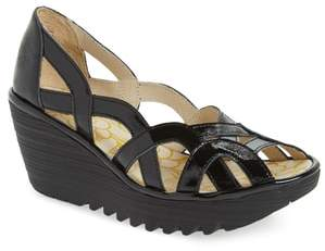Fly London Yadi Wedge Sandal