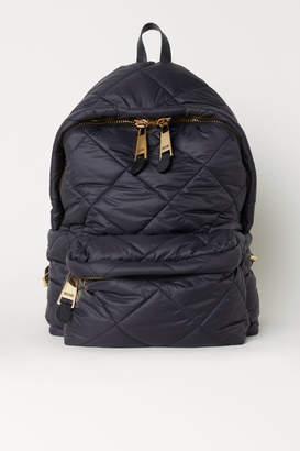 H&M Oversized Backpack - Black