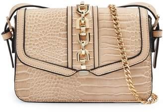 Topshop Casey Chain Crossbody Bag