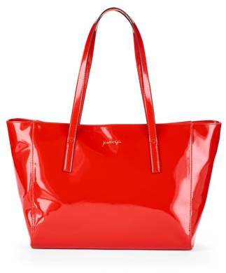 KENDALL + KYLIE for Walmart Red Patent Tote