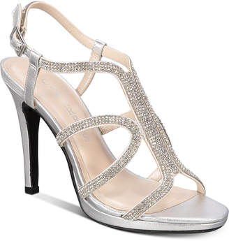 Caparros Pizzaz Embellished Evening Sandals Women's Shoes