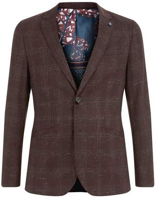 Ted Baker Ddar Check Jacket