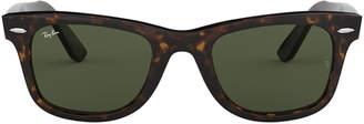 Ray-Ban Rb2140 54 Original Wayfarer Brown Square Sunglasses