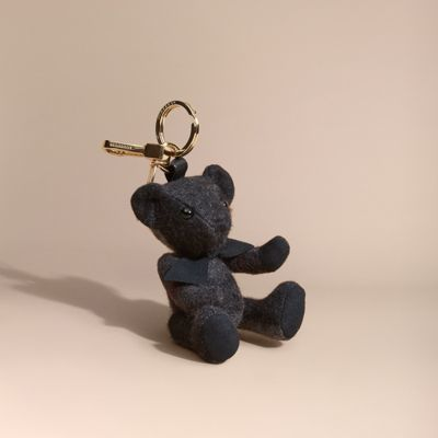 Burberry  Burberry Thomas Bear Charm in Cashmere