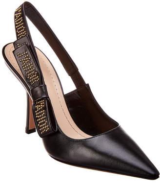 Christian Dior J'adior Slingback Leather Pump