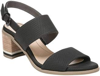 e56cac24a46 Dr. Scholl s Stacked Heel Women s Sandals - ShopStyle