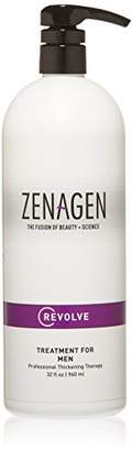 Zenagen Revolve Thickening and Hair Loss Shampoo Treatment for Men