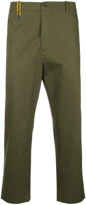 Oamc cropped tailored trousers