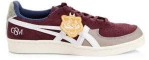 Onitsuka Tiger by Asics GSM Perforated Suede Sneakers