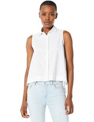 LTB Ruby Diva Women's Woven Dolman Sleeve Linen Blouse XL