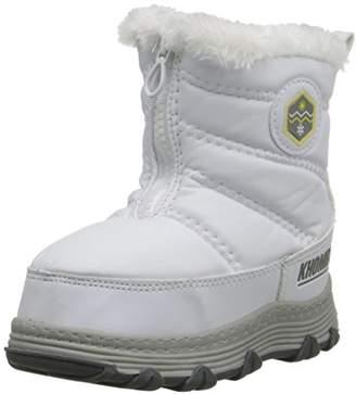 Khombu Mimi Front Zip Moon Boot (Toddler/Little Kid/Big Kid)