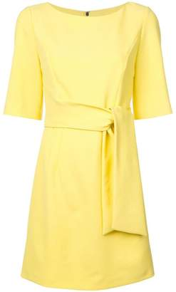 Alice + Olivia Alice+Olivia belted shift dress