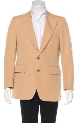 Givenchy Two-Button Woven Blazer