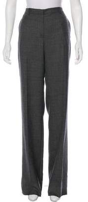 Calvin Klein Collection High-Rise Wool Pants