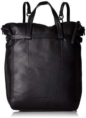 Liebeskind Berlin Women's Belfast Vintage Leather Convertible Backpack
