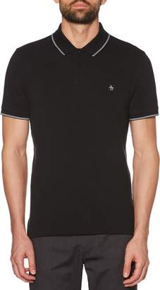 Original Penguin Daddy-O Tipped Pique Polo